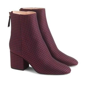 J Crew maya ankle boot/ booties sz 10 new in box
